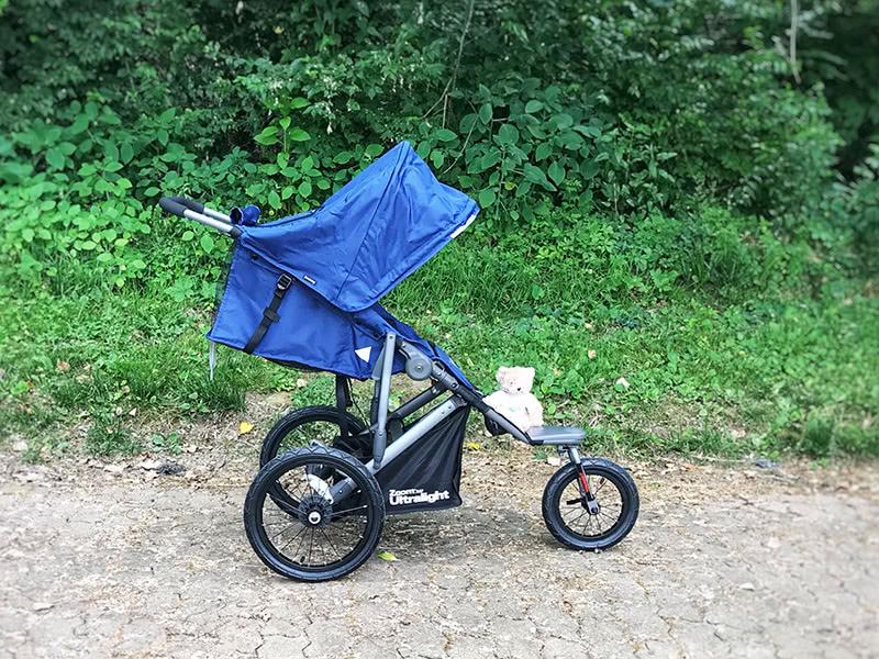 joovy zoom 360 stroller review storage - Baby Gear Essentials