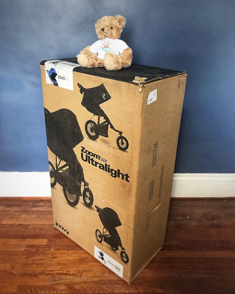 joovy zoom 360 stroller review unboxing assembly - Baby Gear Essentials