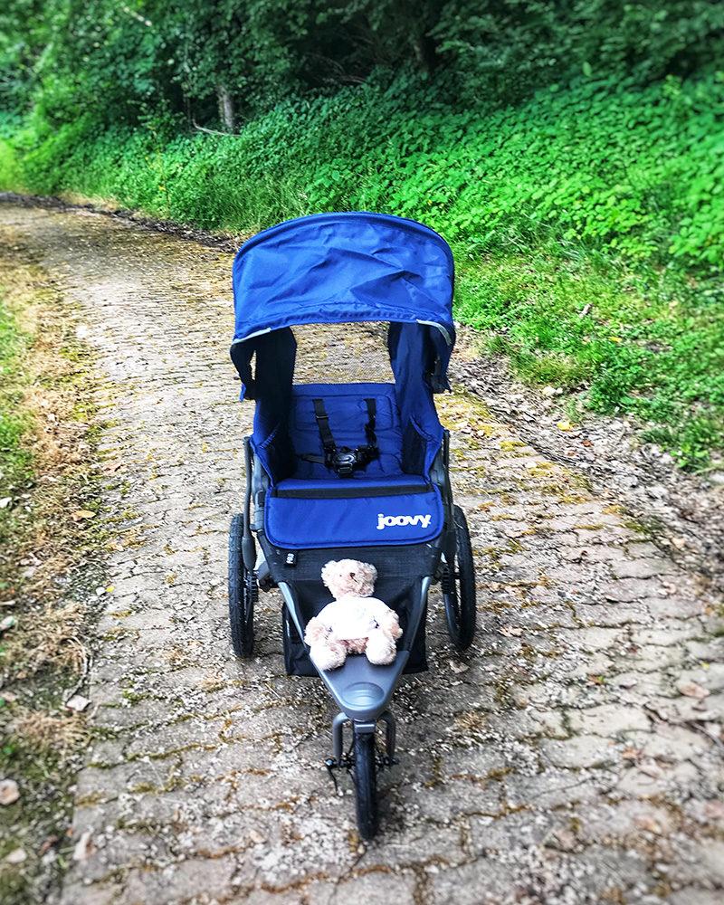 joovy zoom 360 stroller review wheels - Baby Gear Essentials