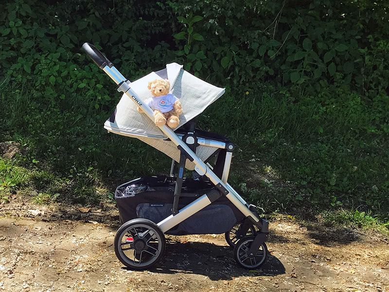 uppababy cruz v2 stroller review - Baby Gear Essentials