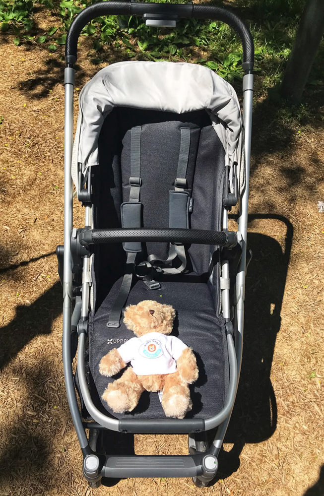uppababy cruz v2 stroller review safety ratings - Baby Gear Essentials