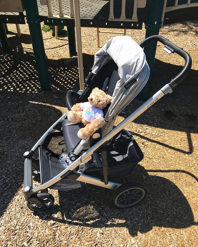 uppababy cruz v2 stroller review seat comfort - Baby Gear Essentials