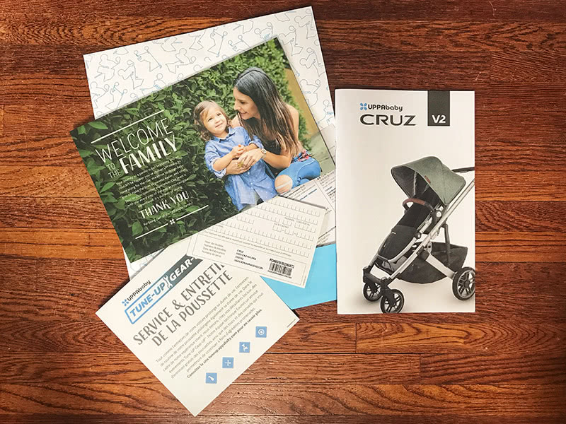 uppababy cruz v2 stroller review user manual - Baby Gear Essentials