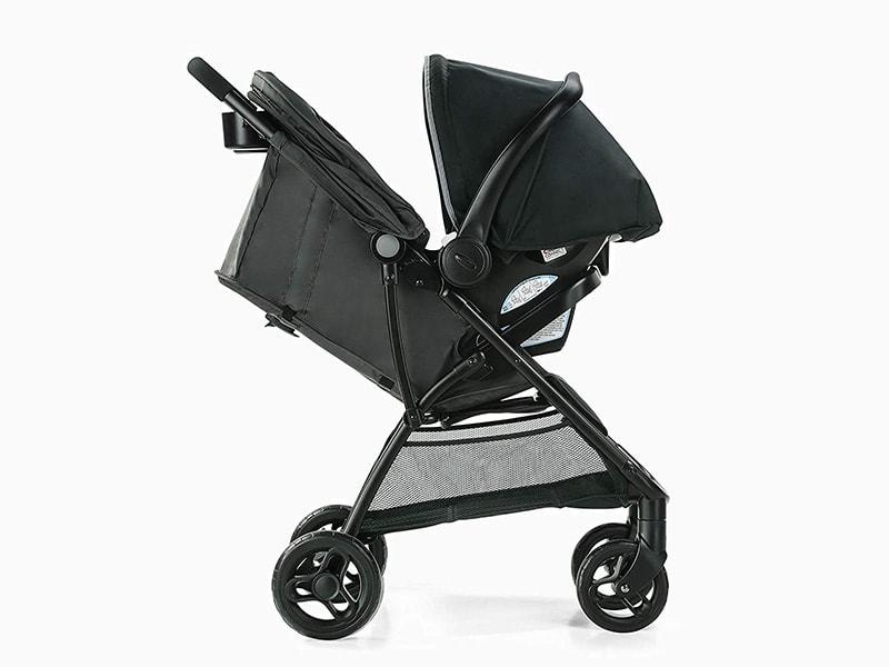 graco nimblelite stroller review car seat - Baby Gear Essentials