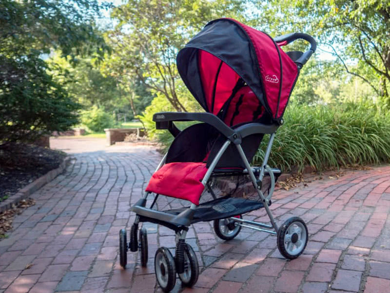kolcraft cloud plus stroller review - Baby Gear Essentials
