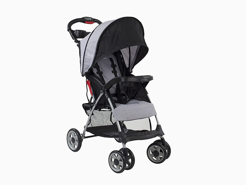kolcraft cloud plus stroller review car seat - Baby Gear Essentials