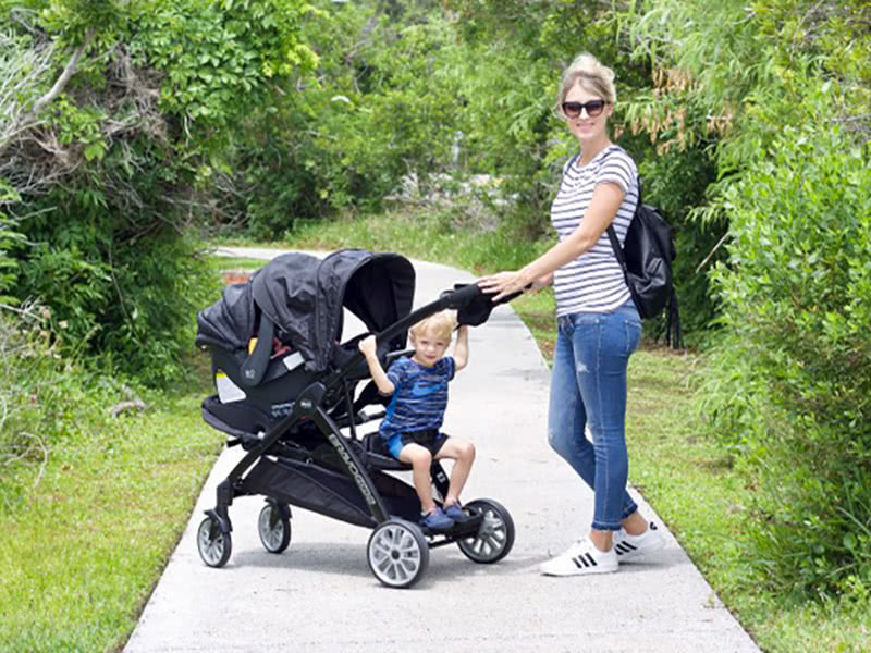 chicco bravo trio stroller review - Baby Gear Essentials