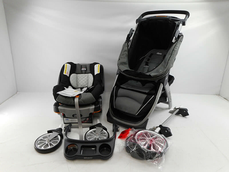 chicco bravo trio stroller review bundle - Baby Gear Essentials