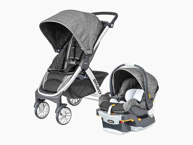 chicco bravo trio stroller review travel system - Baby Gear Essentials