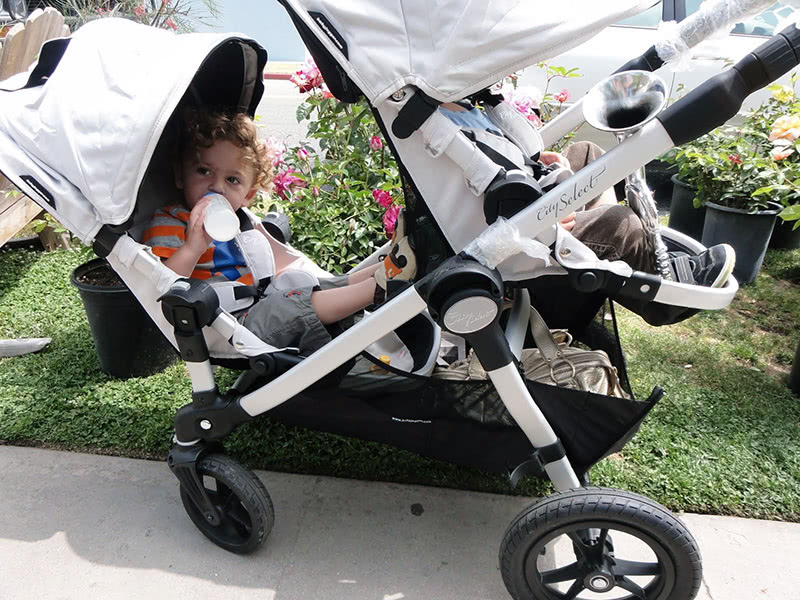 baby jogger city select stroller review two - Baby Gear Essentials