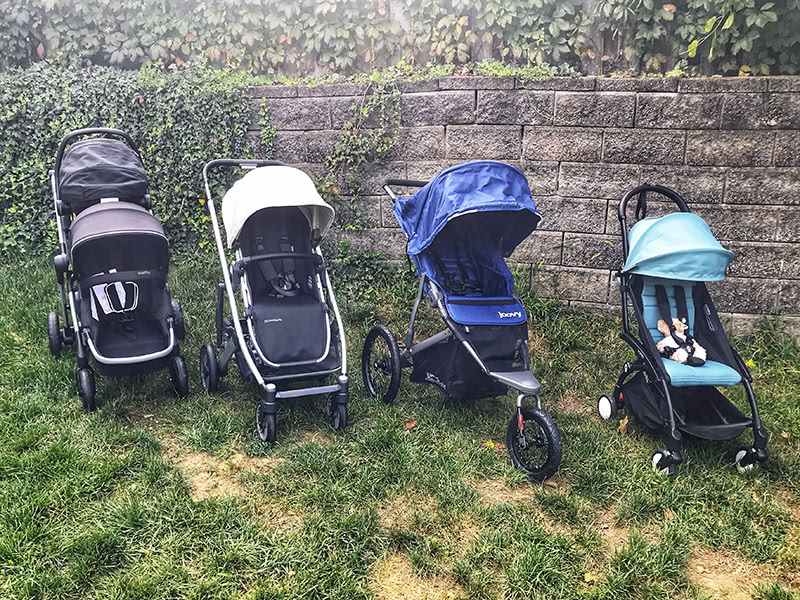 best strollers comparison - Baby Gear Essentials