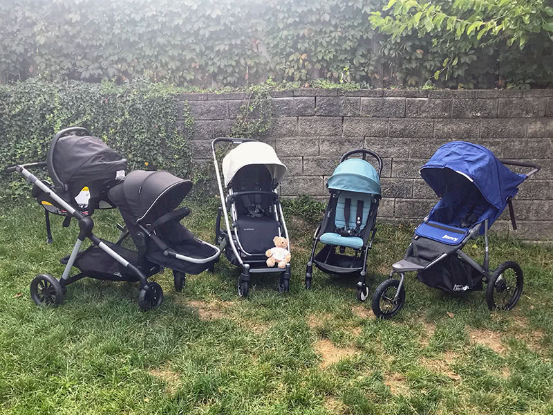 best strollers review - Baby Gear Essentials