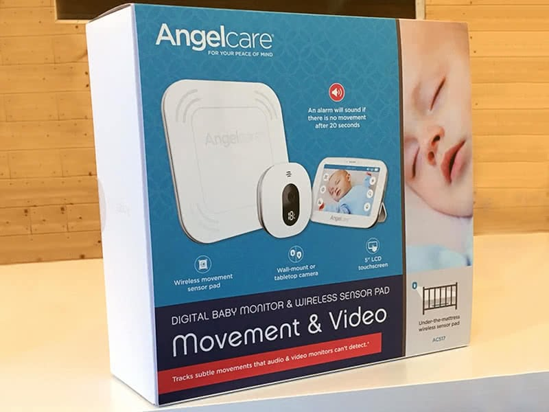 Baby Gear Essentials Angelcare AC517 baby monitor review