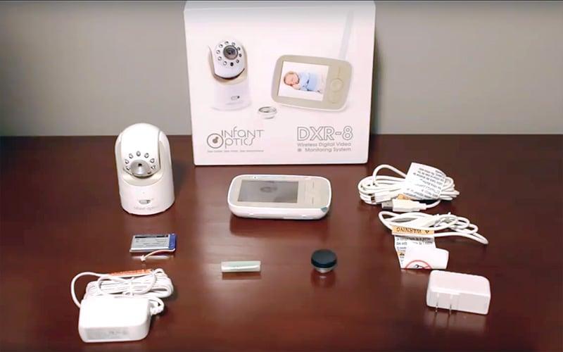infant optics dxr-8 serial number