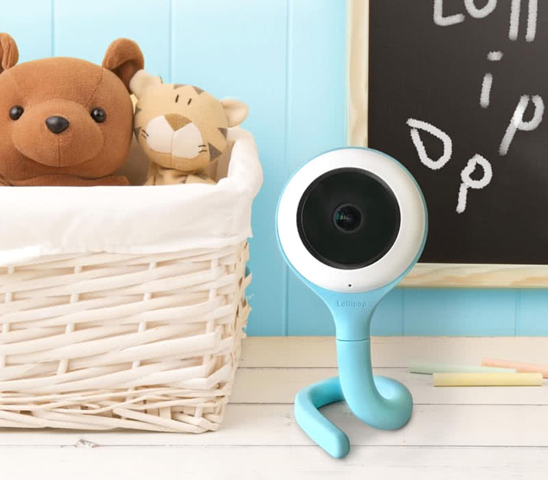 Baby Gear Essentials Lollipop cam review
