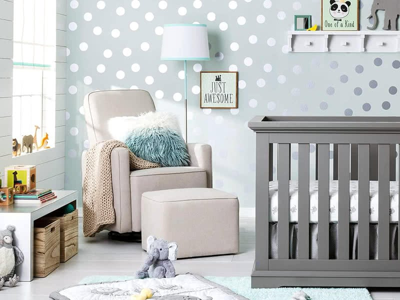 Baby Gear Essentials radio video monitor safety electromagnetic