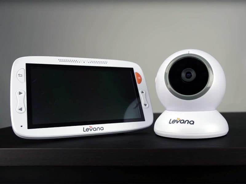 Baby Gear Essentials Levana Alexa best baby monitor review