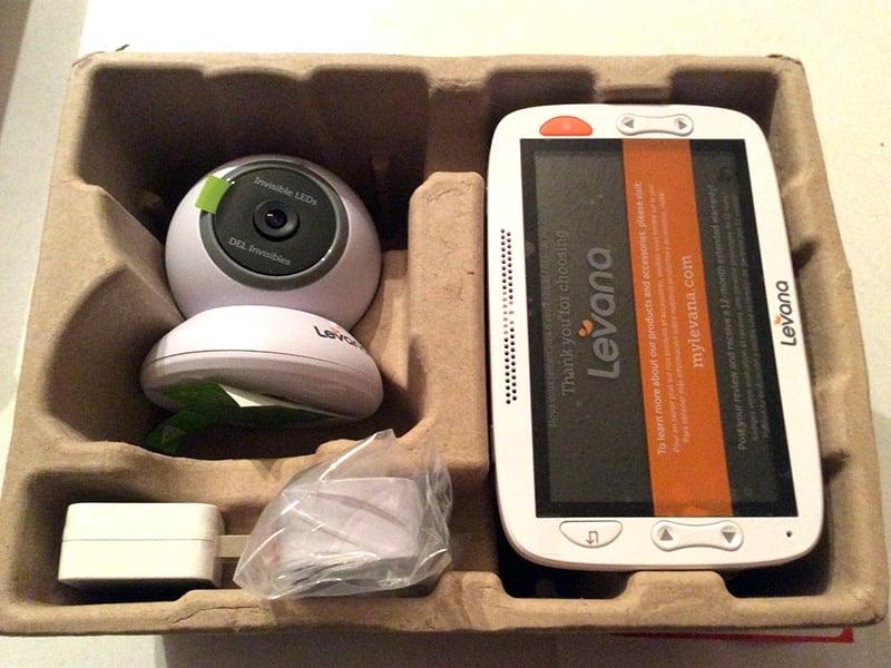 Baby Gear Essentials Levana Alexa box review
