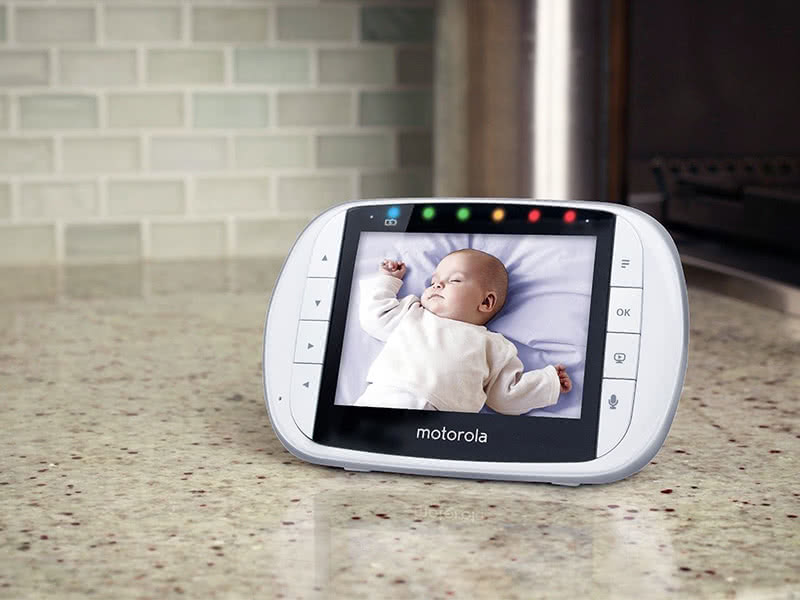 Baby Gear Essentials Motorola MBP36S video monitor review