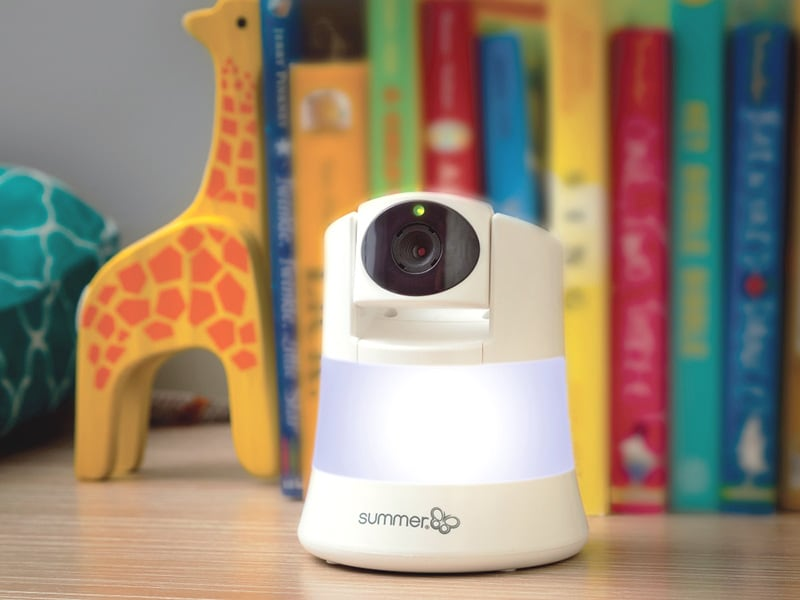 Baby Gear Essentials Summer Infant Wide View 2.0 best camera video monitor review
